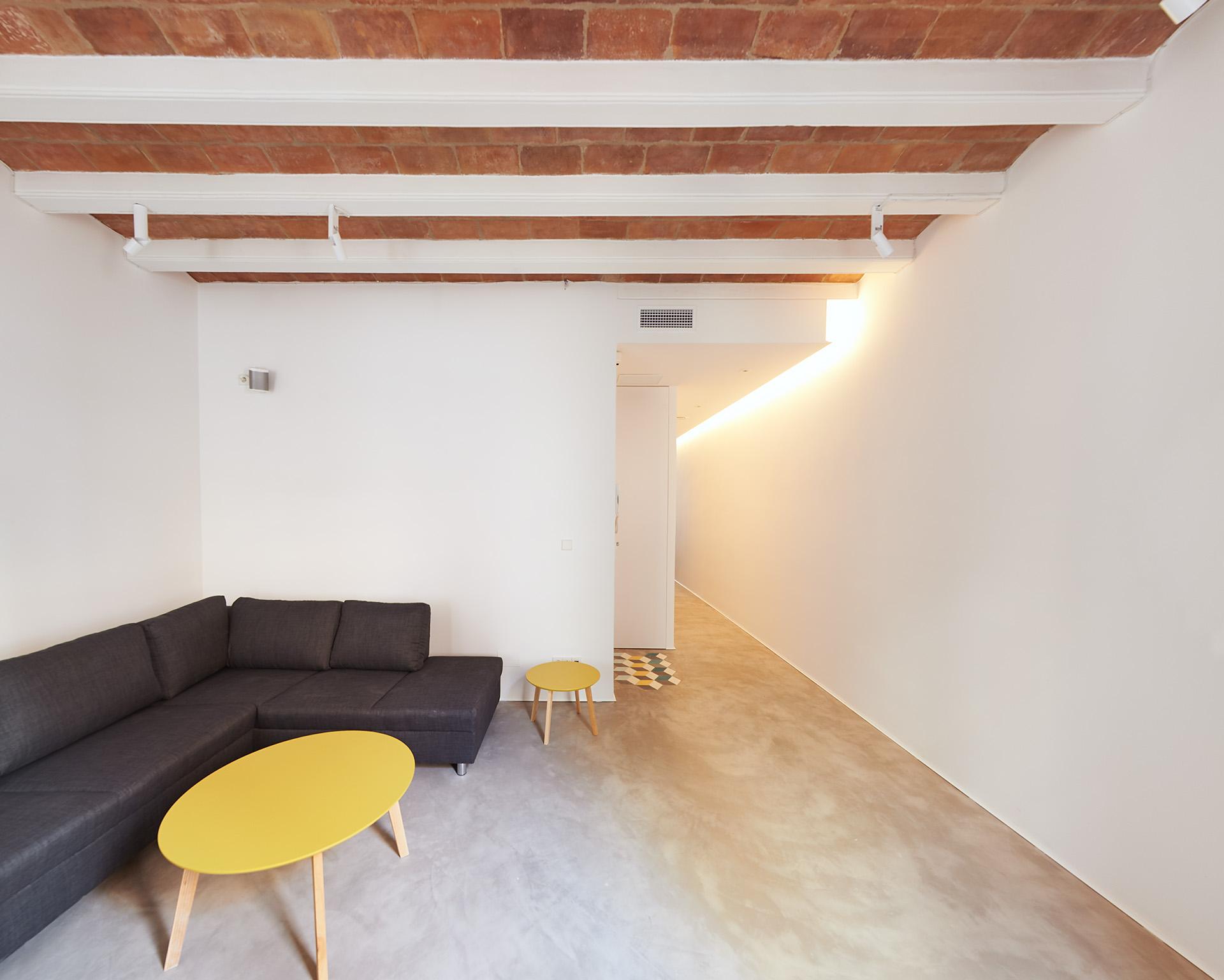 Interiorismo Reforma Integral Piso En Riera Baixa Proyecto  # Muebles Riera Sl